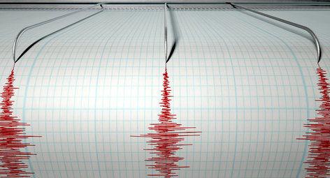 زلزله  ۴.۲ریشتری در لاله زار استان کرمان