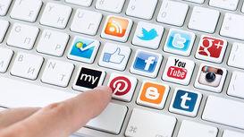 رشد و افول شبکههای اجتماعی در طول زمان +فیلم