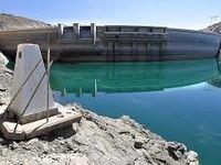 آب پشت سد زاینده رود به 380میلیون مترمکعب رسید