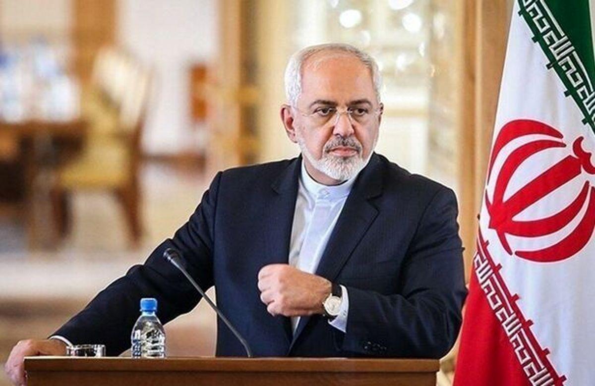 ظریف: صبر راهبردی ایران در قبال اروپا به پایان رسید