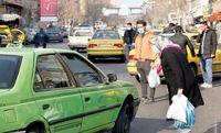 کرایه تاکسی ۳۵درصد گران شد