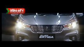 مشخصات و طراحی داخلی جدیدترین خودروی سوزوکی +فیلم