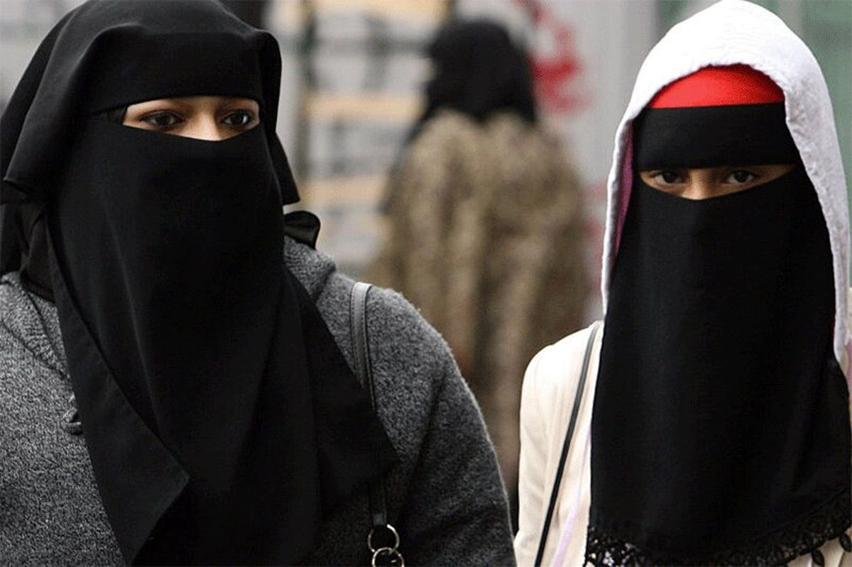 حجاب مورد نظر طالبان برای دختران در دانشگاه ها + عکس