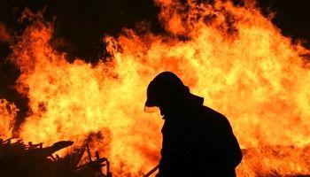 جزییات آتش سوزی بازار کفش زنانه تهران