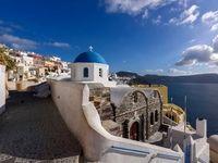 جزیره شگفت انگیز یونان +تصاویر