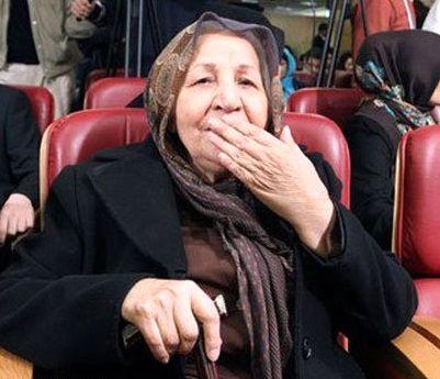 «مامان اتی» سینما درگذشت +عکس