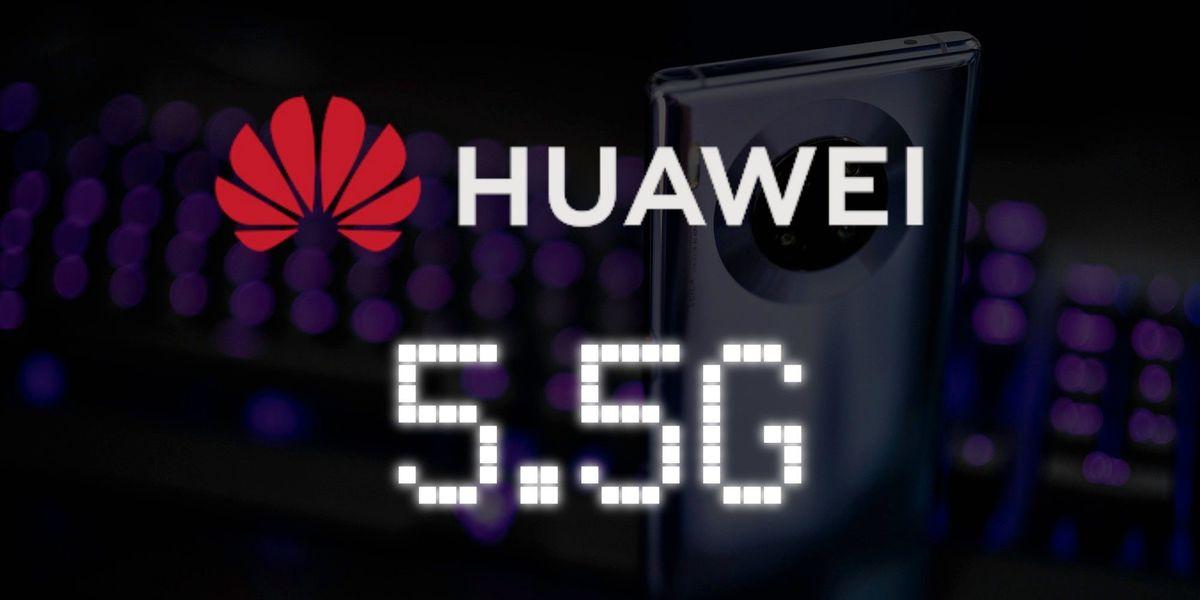 هواوی به دنبال ارتباط اینترنت ۵.۵G؛ افزایش سرعت تا ۱۰برابر نسبت به ۵G