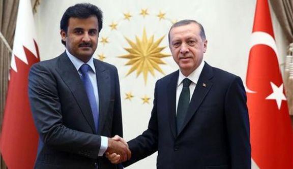 امیر قطر فردا با اردوغان دیدار میکند