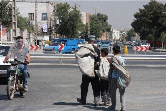 نیمی از کودکان کار در کشور مهاجر هستند