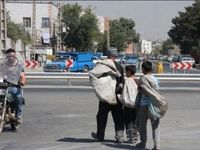 کودکان کار دوباره خیابانها را تسخیر کردند