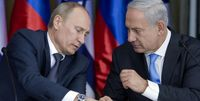 پوتین به نتانیاهو تبریک گفت