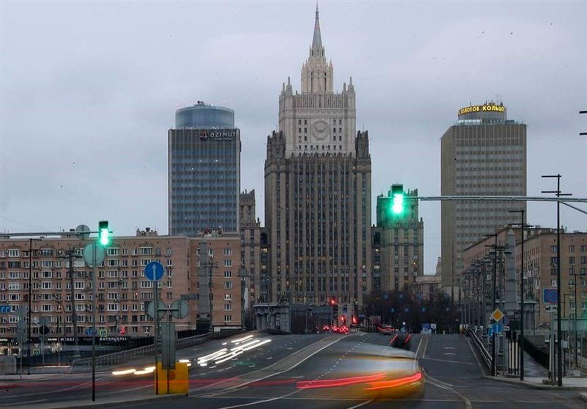 بدهی خارجی روسیه کاهش یافت