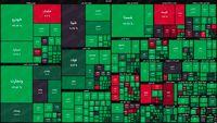 نمای پایانی بورس امروز/ تزریق هزار میلیاردی حقیقیها جان تازهای به بازار بخشید
