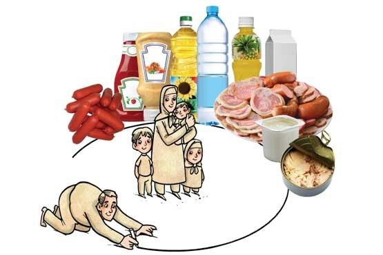 ۵ راهحل بهبود امنیت غذایی