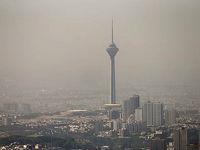 خودروها، متهمین ردیف اول آلودگی تهران