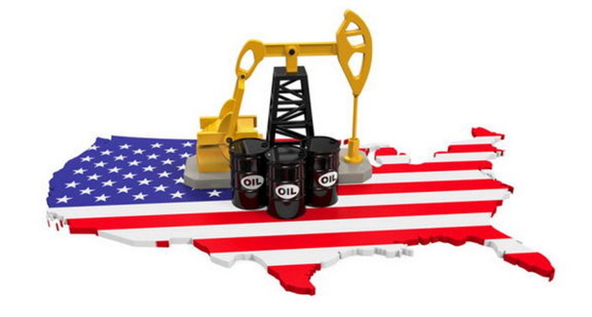 تولید نفت آمریکا به کمترین رقم در ۷ماه گذشته رسید