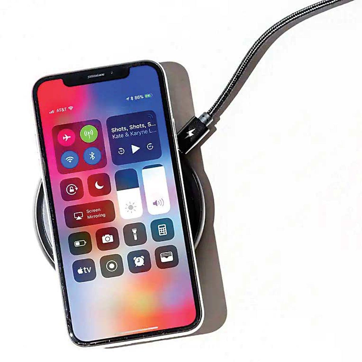 دنیای گوشیهای بدون شارژر