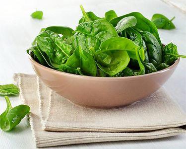 سالمترین سبزیجات برگدار