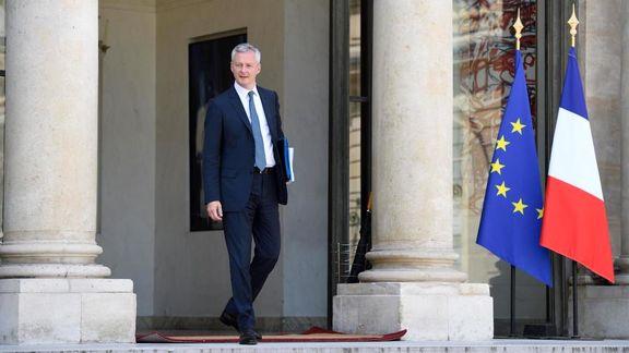 فرانسه در مقابل جنگ تجاری آمریکا کوتاه نمیآید