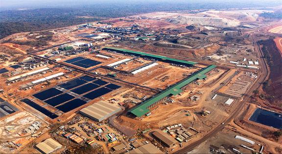 کاهش تولید مس شرکت معدنی گلنکور در آفریقا