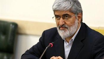 علی مطهری: همه مشکلات کشور به سوء مدیریت مربوط نیست