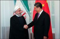 رؤسای جمهوری ایران و چین دیدار کردند