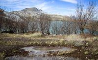 سد زیویه در کردستان +عکس