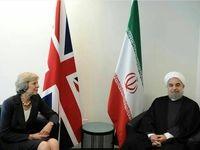 پیام روحانی به اروپا: به بانکهای بزرگ برای همکاری اطمینان دهید