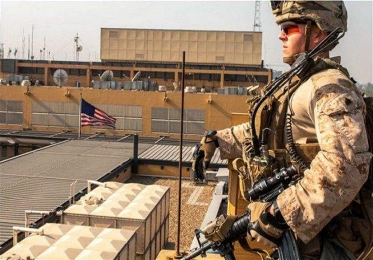 سفارت آمریکا مسئول به خطر افتادن امنیت بغداد است