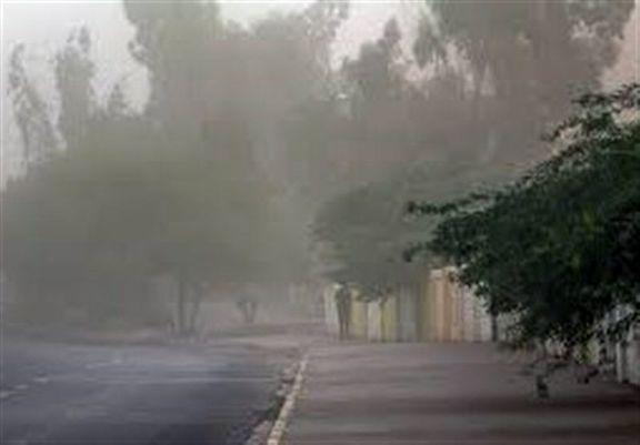 وزش باد شدید در تهران پیش بینی میشود