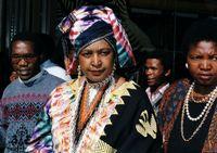 زندگی و مرگ شجاعترین زن آفریقا +تصاویر