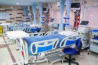 مرکز طبی کودکان بیش از ۴ برابر ظرفیت پذیرش دارد