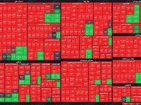 نمای بورس امروز در پایان معاملات/ کابوسی که تعبیر شد