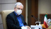 وزیر بهداشت: کرونا با خواهش و تمنا جمع نمیشود