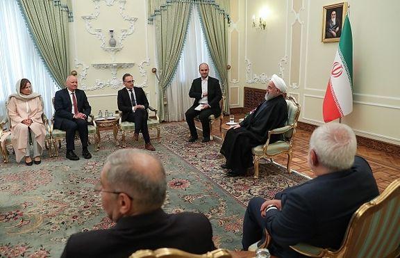 خواهان توسعه روابط با اتحادیه اروپا بهویژه آلمان هستیم/ اروپا باید در برابر تروریسم اقتصادی آمریکا علیه ملت ایران ایستادگی کند