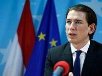 صدراعظم اتریش: آماده میزبانی مذاکرات میان ایران و آمریکا هستیم