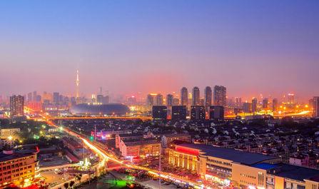 برج تلویزیون تیان جین چین
