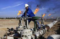 قرارداد ۲۷ میلیارد دلاری عراق با شرکت توتال فرانسه امضا شد