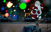 افزایش تعداد بیخانمانها در آمریکا +تصاویر