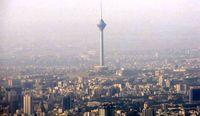 هوای امروز تهران ناسالم است