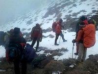 ۳کوهنورد مفقود شده در ارتفاعات کرکزو پیدا شدند