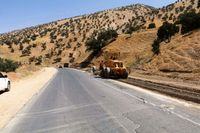 کاهش ۱.۶درصدی تردد در جادههای کشور