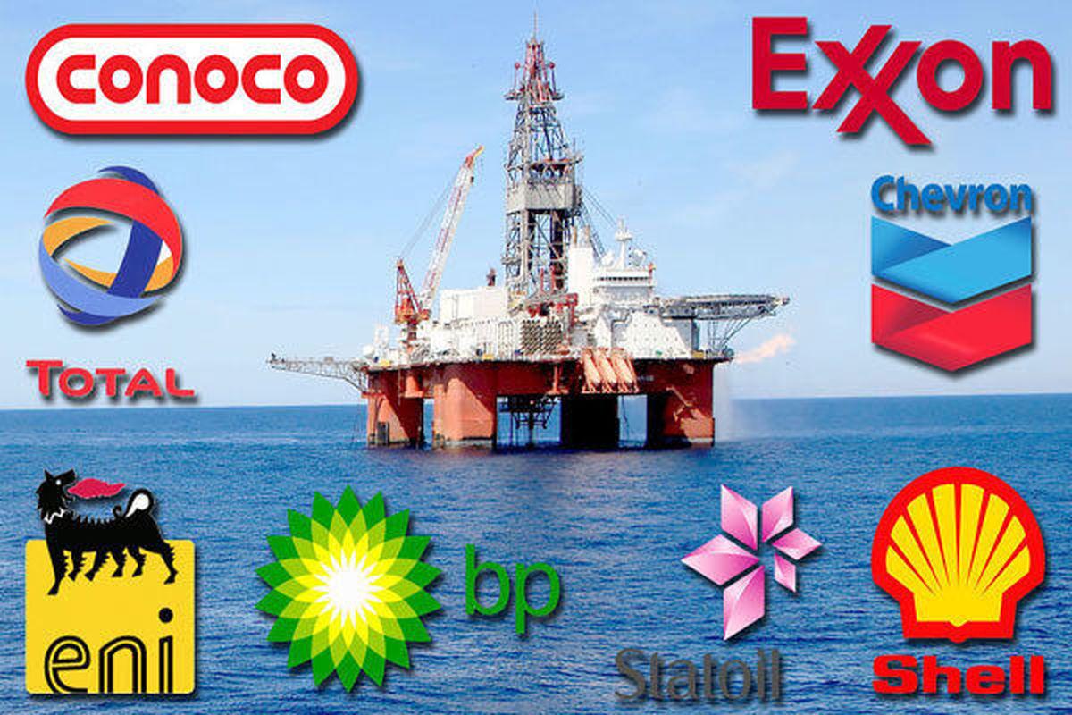ذخایر نفت شرکتهای بزرگ نفتی جهان  ۲۵درصد کم شد