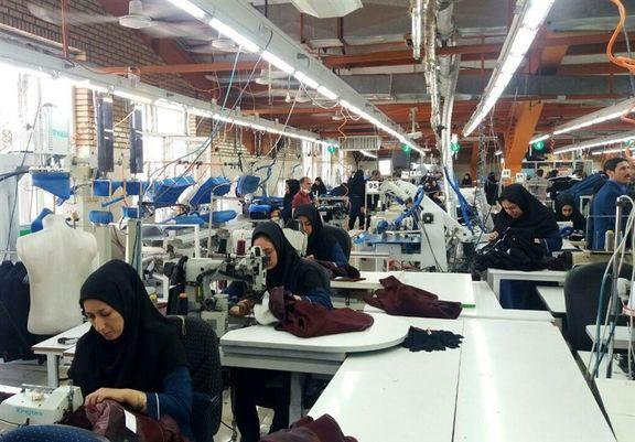 تعطیلی ۷۰ درصد تولیدکنندگان پوشاک/ تامین ۹۵درصد پوشاک کشور با قاچاق