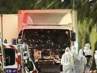 هدفگیری ناشیانه پلیس فرانسه +عکس