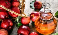 سرکه سیب نقرس را درمان می کند!