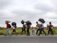 افزایش بحران اقتصادی در ونزوئلا +تصاویر