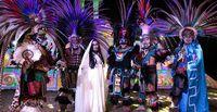 جشن روز مردگان در مکزیک +عکس