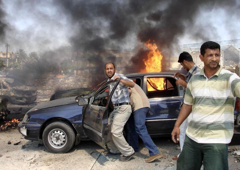 15 سال اشغال عراق