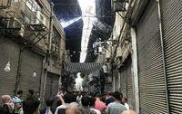 بسته شدن تعدادی از مغازههای بازار تهران ارتباطی با بازاریان ندارد